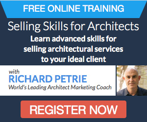 Click here for more information and to sign up for this free online training for architects