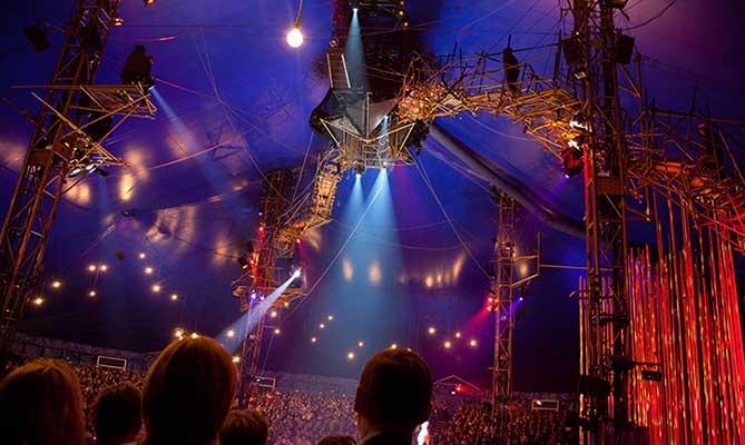 The Cirque Du Soleil