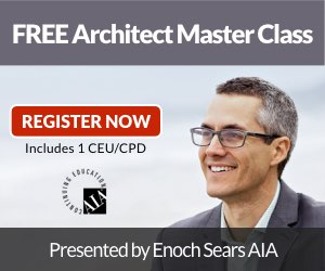 Free CEU Webinar for Architects
